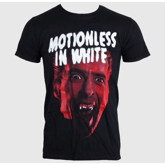 t-shirt metal uomo Motionless in White - DRACULA - LIVE NATION, LIVE NATION, Motionless in White