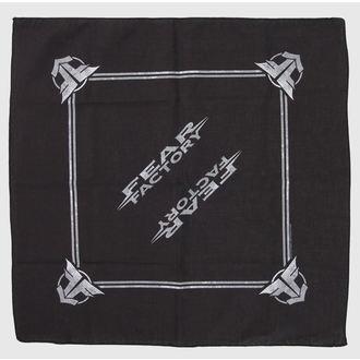 bandana Fear Factory - Logo - RAZAMATAZ, RAZAMATAZ, Fear Factory
