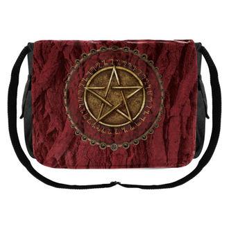 borsellino Pentagram - Red, Nemesis now