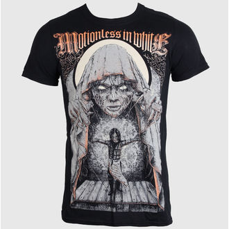 t-shirt metal uomo Motionless in White - GRANDE FINALE- BLACK - LIVE NATION, LIVE NATION, Motionless in White