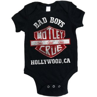 corpo bambino Mötley Crüe - Bad Boys Shield - ROCK OFF, ROCK OFF, Mötley Crüe