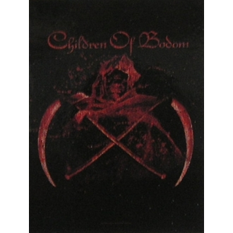 banofera Children of Bodom - Crossed Falci, HEART ROCK, Children of Bodom