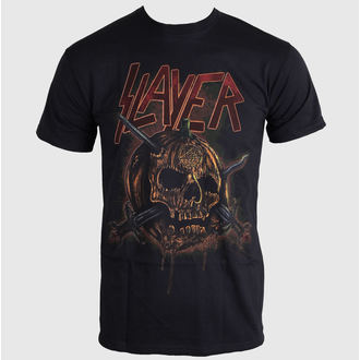 t-shirt metal uomo Slayer - Pumpkin - ROCK OFF - SLAYTEE20MB