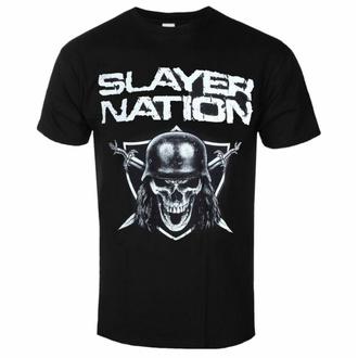 t-shirt metal uomo Slayer - Nation - ROCK OFF - SLAYTEE21MB