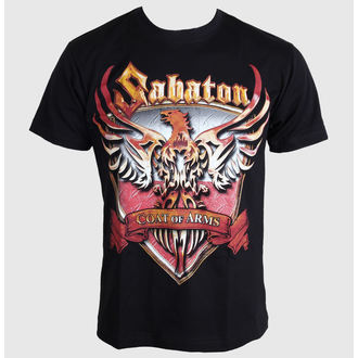 t-shirt metal uomo Sabaton - First To Fight - CARTON, CARTON, Sabaton