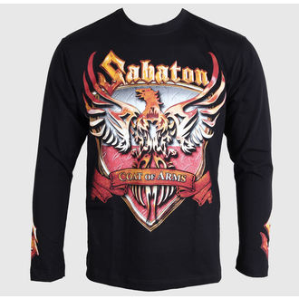 t-shirt metal uomo Sabaton - First To Fight - CARTON, CARTON, Sabaton
