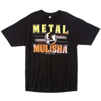 t-shirt street uomo - PULSE - METAL MULISHA, METAL MULISHA