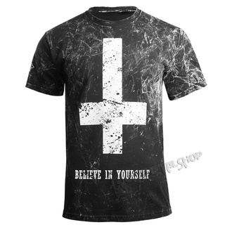 t-shirt hardcore uomo - BELIEVE IN YOURSELF - AMENOMEN, AMENOMEN