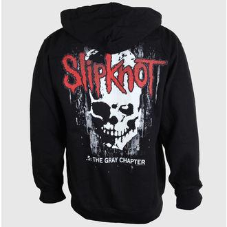 felpa con capuccio uomo Slipknot - Skull Back - BRAVADO, BRAVADO, Slipknot