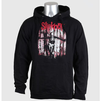 felpa con capuccio uomo Slipknot - THE GRAY CHAPTER SKELETON - BRAVADO, BRAVADO, Slipknot