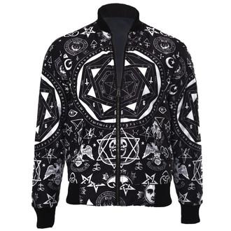 giacca primaverile / autunnale donna - Occult Reverse - KILLSTAR