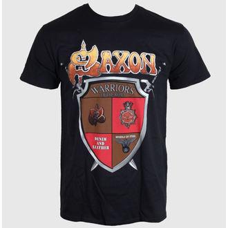 t-shirt metal uomo Saxon - ANNIVERSARY - LIVE NATION, LIVE NATION, Saxon