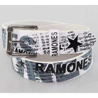 cintura Ramones - White - Bioworld, BIOWORLD