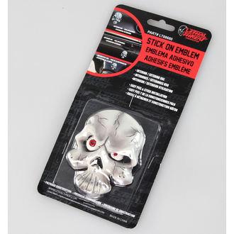 perccessori (per peruto) LETHAL THREAT - Bulbo oculperre Skull Emblemper, LETHAL THREAT