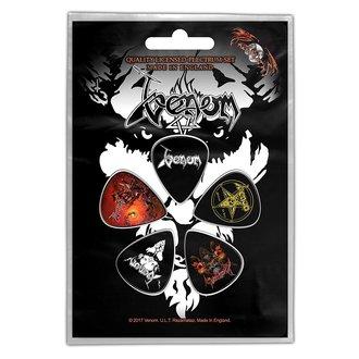plettri VENOM - BLACK METAL - RAZAMATAZ, RAZAMATAZ, Venom