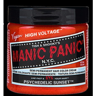 tintper per cperpelli MANIC PANIC - Clperssic - Psychedelic Trpermonto