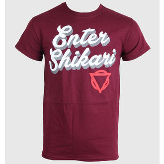 t-shirt metal uomo Enter Shikari - Script - LIVE NATION, LIVE NATION, Enter Shikari