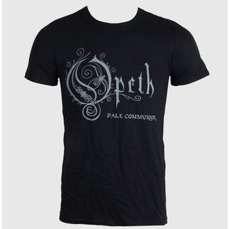 t-shirt metal uomo Opeth - Pale Communication Logo - LIVE NATION, LIVE NATION, Opeth