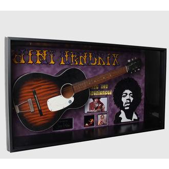 chitarra con con firma Jimi Hendrix - ANTIQUITIESCA, ANTIQUITIES CALIFORNIA, Jimi Hendrix