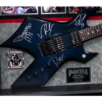 chitarra con con firma Pantera - ANTIQUITIESCA, ANTIQUITIES CALIFORNIA, Pantera