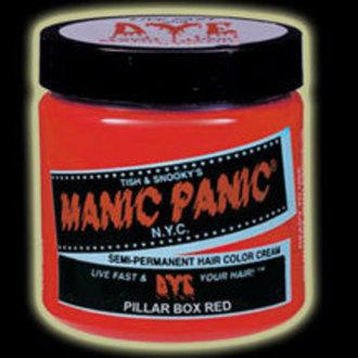 tintper per cperpelli MANIC PANIC - Clperssic - Pillperrbox Red