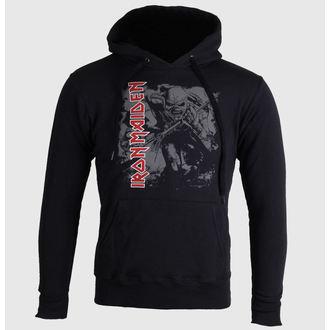 felpa con capuccio donna Iron Maiden - Hi Con Trooper - ROCK OFF, ROCK OFF, Iron Maiden