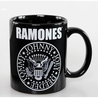tazza Ramones - Presidenziale Seal - ROCK OFF, ROCK OFF, Ramones