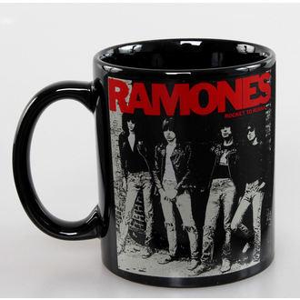 tazza Ramones - Razzo to Russia - ROCK OFF, ROCK OFF, Ramones