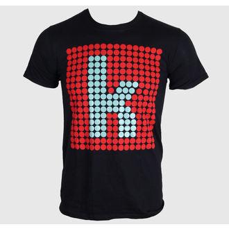 t-shirt metal uomo The Killers - K Glow - ROCK OFF, ROCK OFF, The Killers