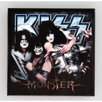 calamita Kiss - Monster Metal - ROCK OFF, ROCK OFF, Kiss