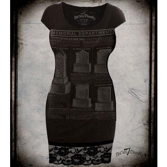 vestito (tunic) donna SE7EN DEADLY - Memoriale Dipartimento, SE7EN DEADLY