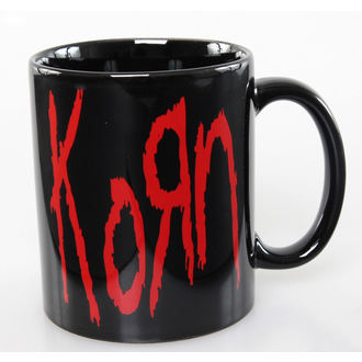 tazza Korn - Logo - ROCK OFF, ROCK OFF, Korn