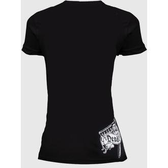 t-shirt hardcore donna - Be Still My Heart - SE7EN DEADLY, SE7EN DEADLY