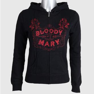 felpa con capuccio donna - Bloody Mary - SE7EN DEADLY, SE7EN DEADLY