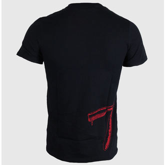 t-shirt hardcore uomo - Wrath - SE7EN DEADLY, SE7EN DEADLY