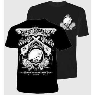 t-shirt hardcore uomo - Blood On your Hands - SE7EN DEADLY, SE7EN DEADLY