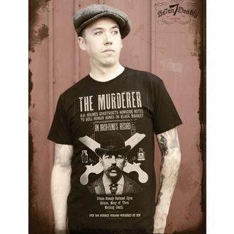 t-shirt hardcore uomo - Murderer - SE7EN DEADLY, SE7EN DEADLY