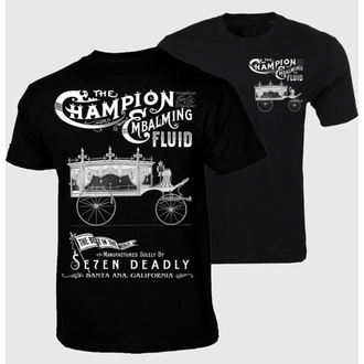 t-shirt hardcore uomo - Embalming - SE7EN DEADLY, SE7EN DEADLY