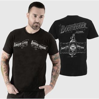 t-shirt hardcore uomo - Bootlegger - SE7EN DEADLY, SE7EN DEADLY