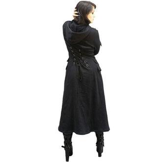 cappotto donna -primaverile-autunnale- NECESSARY EVIL - ALCiS - Nero, NECESSARY EVIL