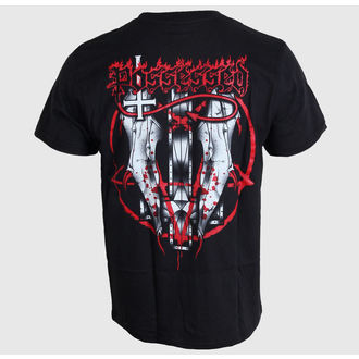 t-shirt metal Possessed - Pentagram - MASSACRE RECORDS, MASSACRE RECORDS, Possessed