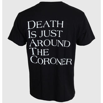 t-shirt metal Coroner - No More Color - MASSACRE RECORDS, MASSACRE RECORDS, Coroner