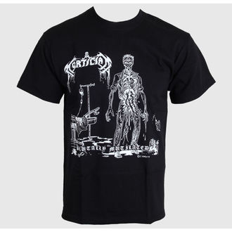 t-shirt metal uomo Mortician - Brutally Mutilated - MASSACRE RECORDS, MASSACRE RECORDS, Mortician