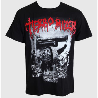 t-shirt metal Terrorizer - World Downfall - MASSACRE RECORDS, MASSACRE RECORDS, Terrorizer