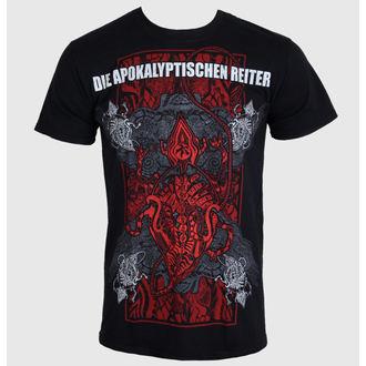 t-shirt metal uomo Die Apokalyptische Reiter - Die Welt Ist Tief 2014 - MASSACRE RECORDS, MASSACRE RECORDS