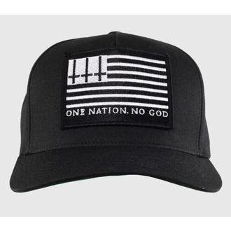berretto BLACK CRAFT - One Nation, No God - Nero, BLACK CRAFT
