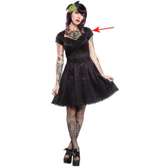 vestito donna SOURPUSS - Festa Principessa - Nero - SPDR118, SOURPUSS