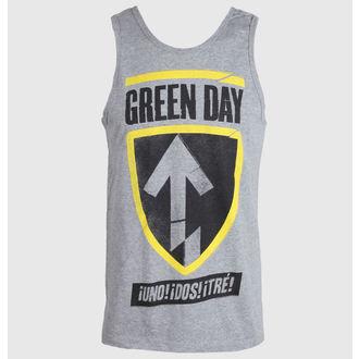 t-shirt uomo Green Day - Tre Badge - BRAVADO, BRAVADO, Green Day