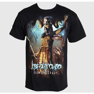 t-shirt metal uomo Job for a Cowboy - Demonocracy - BRAVADO, BRAVADO, Job for a Cowboy