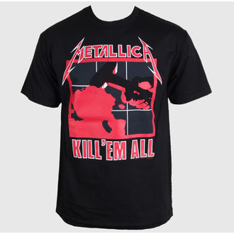 t-shirt metal uomo Metallica - Kill Em All - BRAVADO